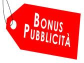 bonus pubblicità 2018 comunicazione e dichiarazione