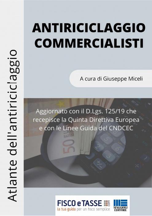 Antiriciclaggio Commercialisti (eBook)