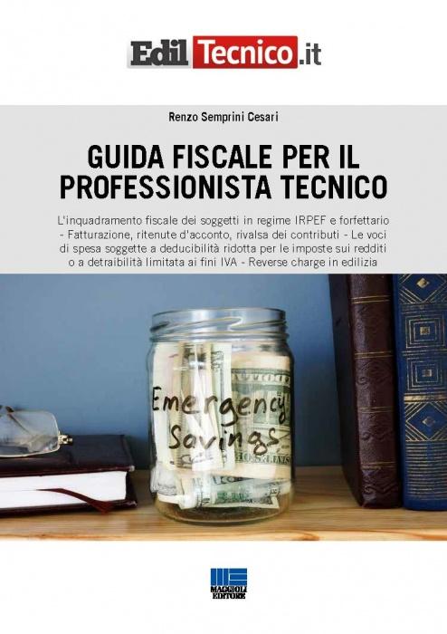Guida fiscale per il professionista tecnico (eBook)