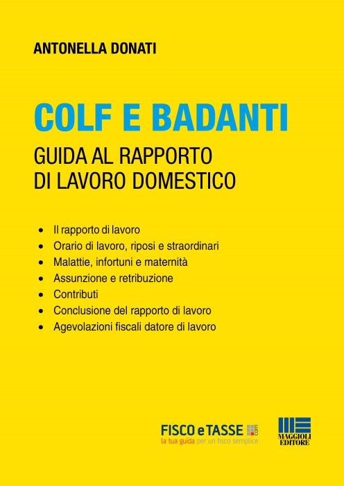 Colf e badanti 2019 (eBook)