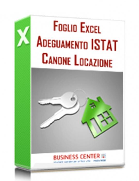 Adeguamento Istat Canone di Locazione (Excel 2019)