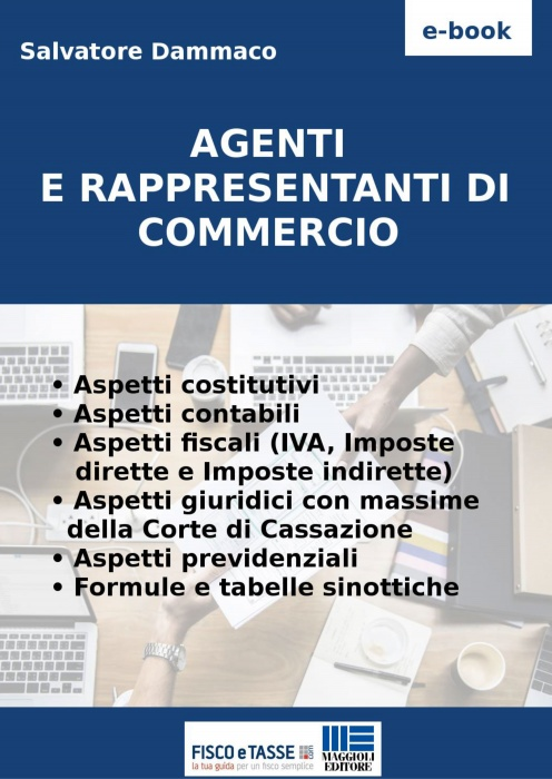 Agenti e rappresentanti di commercio (eBook 2018)