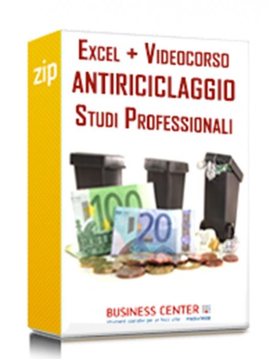 Antiriciclaggio professionisti (eBook + Videocorso)