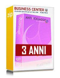 GB Software Antiriciclaggio - 1 Archivio 3 anni