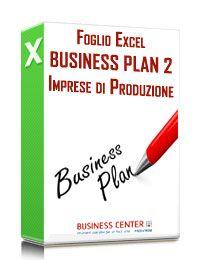 Business Plan Plus 2 - Aziende di produzione