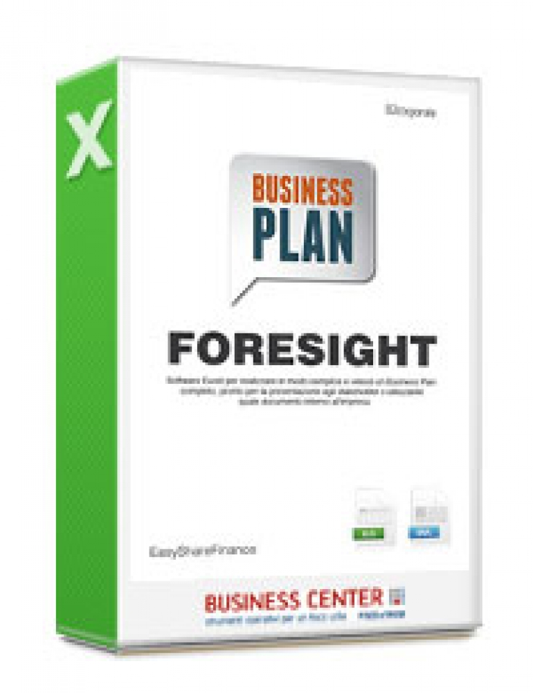 Business Plan Foresight (excel - ITA-ENG-FRA-TED)