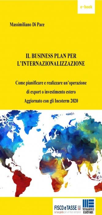 Il Business plan per l'internazionalizzazione (eBook)