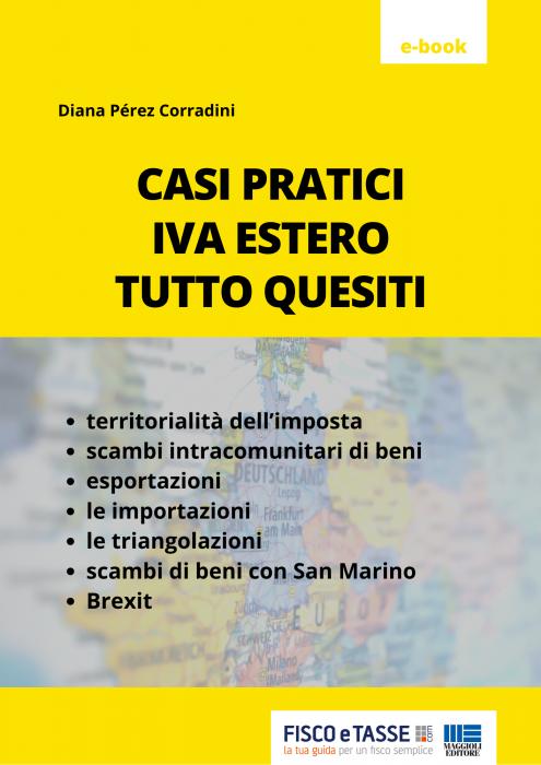 Casi pratici Iva estero - Tutto quesiti (eBook 2020)