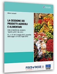 La cessione di prodotti agricoli e alimentari (eBook)