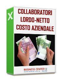 Collaboratori Lordo-Netto e Costo Aziendale 2019