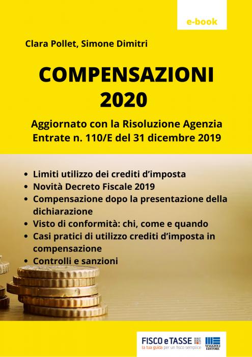 Compensazioni 2020 (eBook)