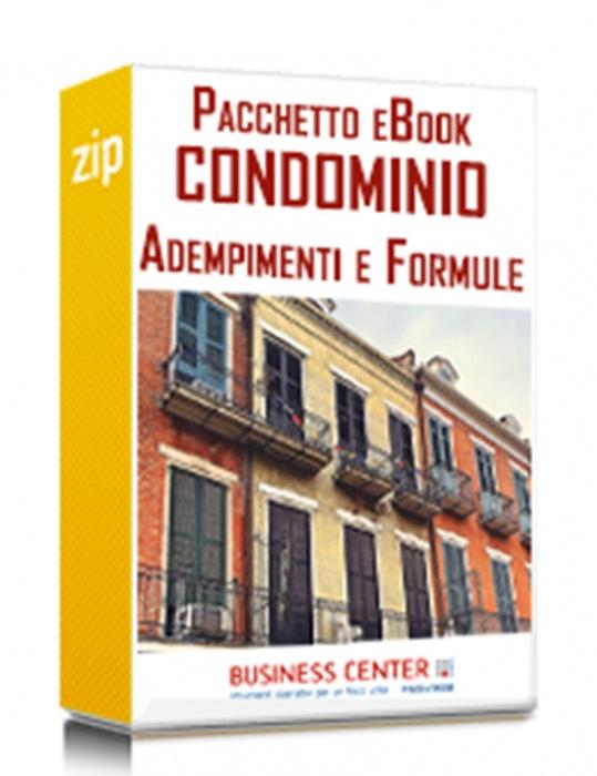 Condominio - Adempimenti e Formulario (Pacchetto)