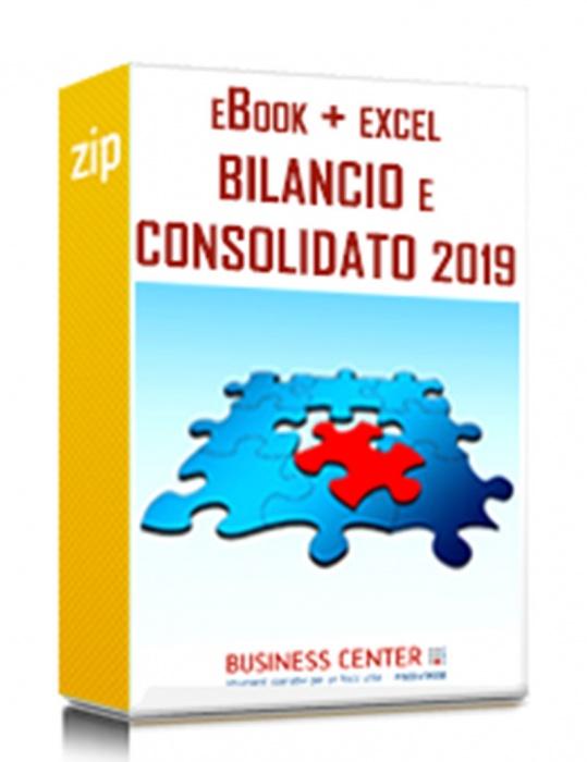 Bilancio e Consolidato nazionale 2019 (eBook + excel)