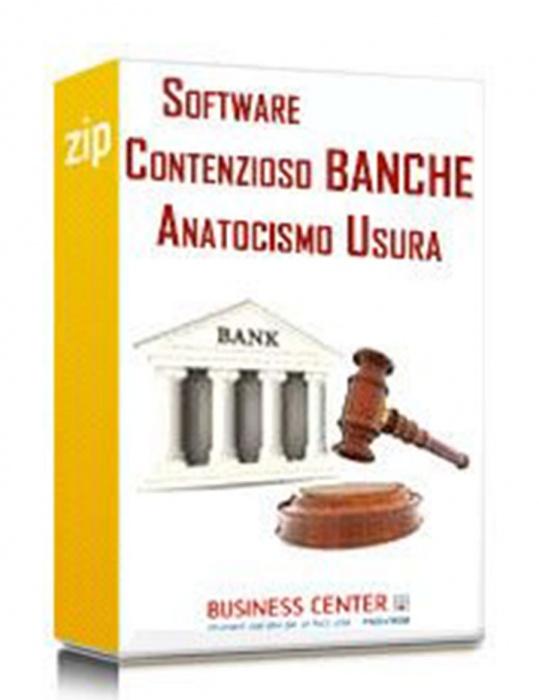 Pacchetto Contenzioso Banche - Anatocismo e Usura 2019