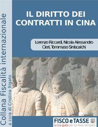 Il diritto dei contratti in Cina (eBook 2017)