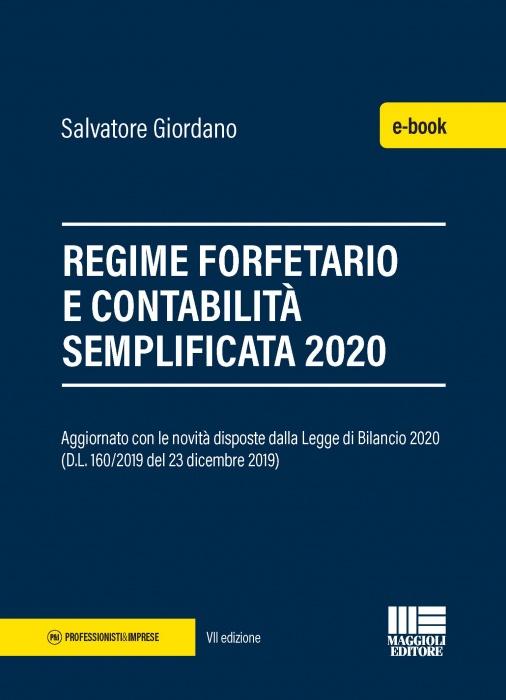 Regime forfetario e contabilità semplificata 2020 eBook
