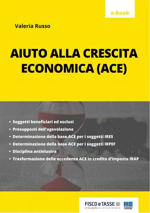 Aiuto alla crescita economica (ACE) - (eBook 2020)