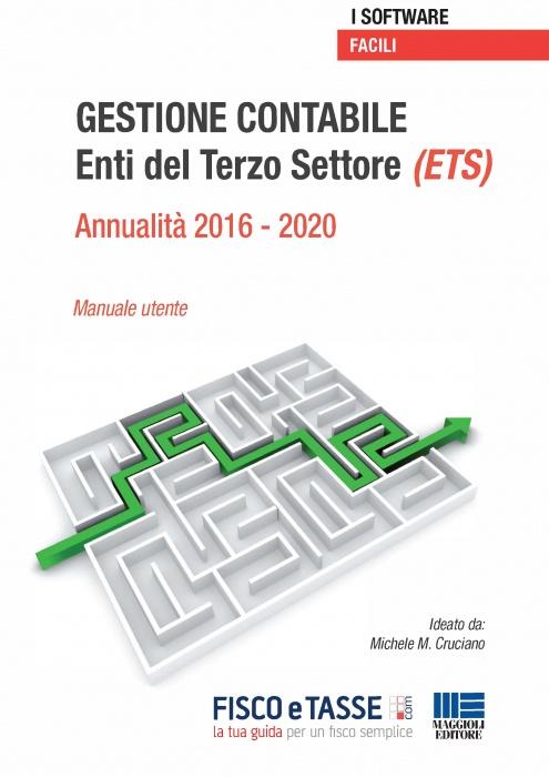 Gestione Contabile Enti Terzo Settore (ETS) - Manuale