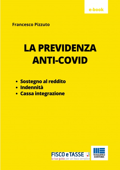 La Previdenza anti COVID (eBook 2020)