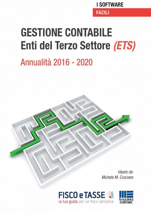 Software Gestione contabile - Enti Terzo Settore (ETS)