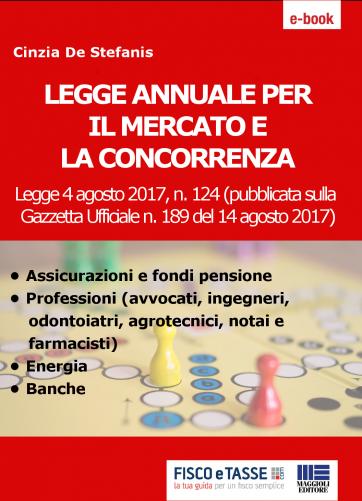 Legge annuale per il mercato e la concorrenza