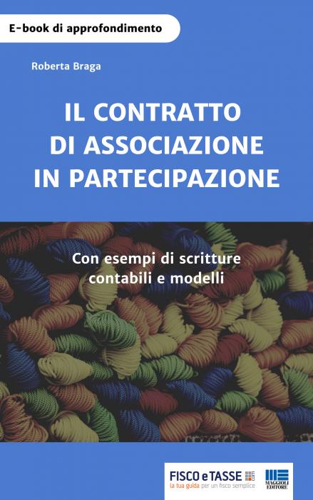 Il contratto di associazione in partecipazione
