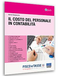 Il costo del personale in contabilità (eBook 2015)