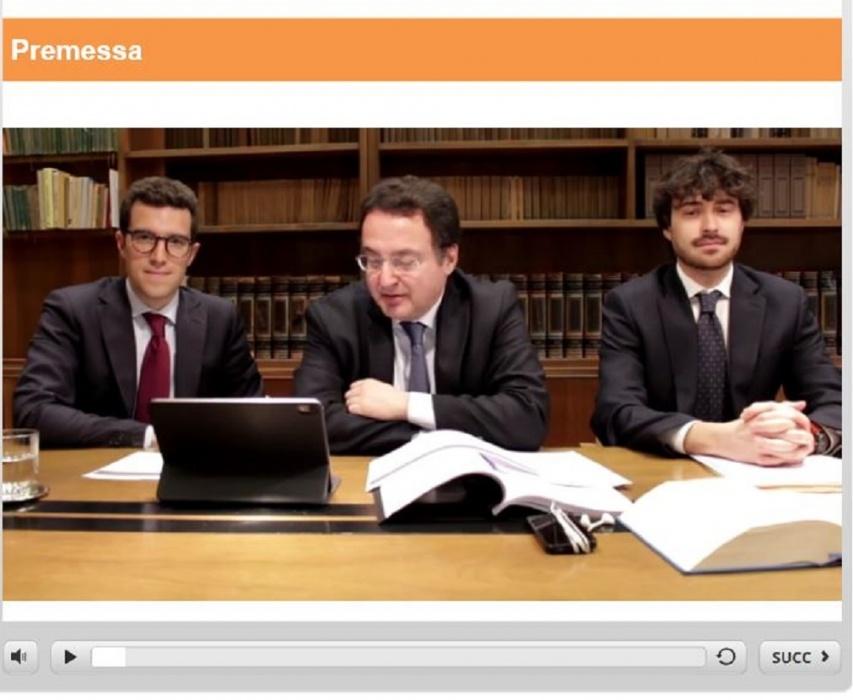 VideoCorso in differita-Nuovo codice crisi e insolvenza