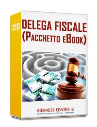 Delega Fiscale: Sanzioni e Contenzioso Pacchetto eBook