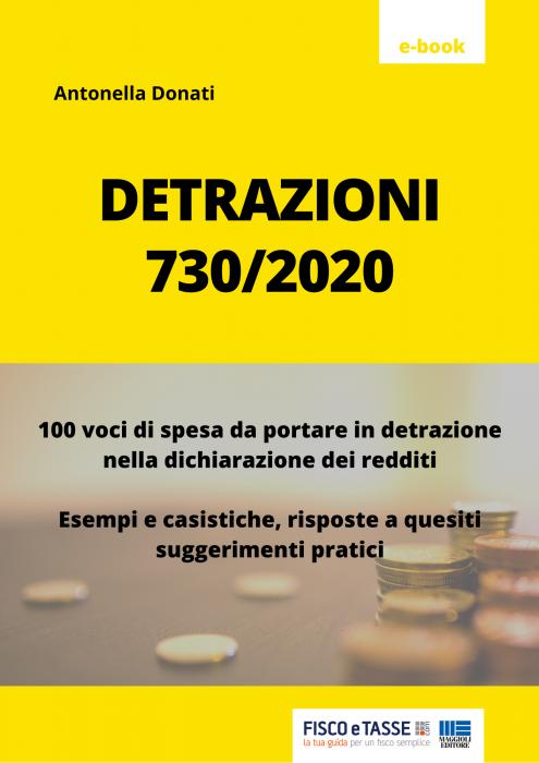 Detrazioni 730/2020 (eBook)
