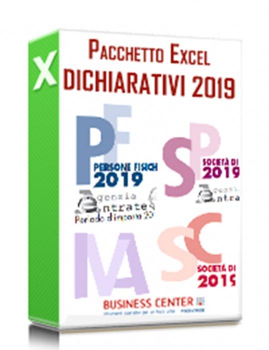 Pacchetto Dichiarativi 2019