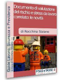 Documento di valutazione del rischio e stress da lavoro