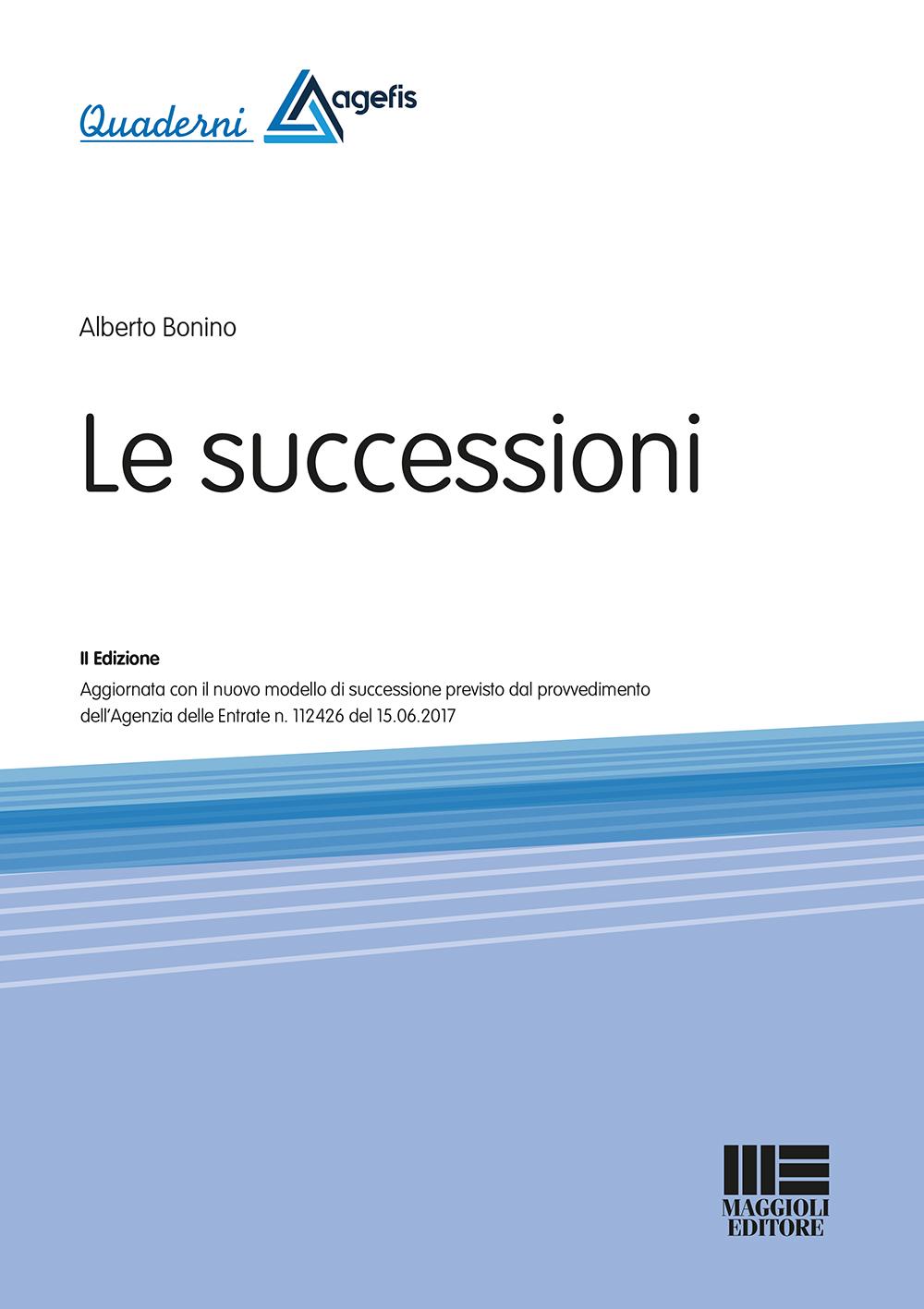 Le successioni - Libro di Carta