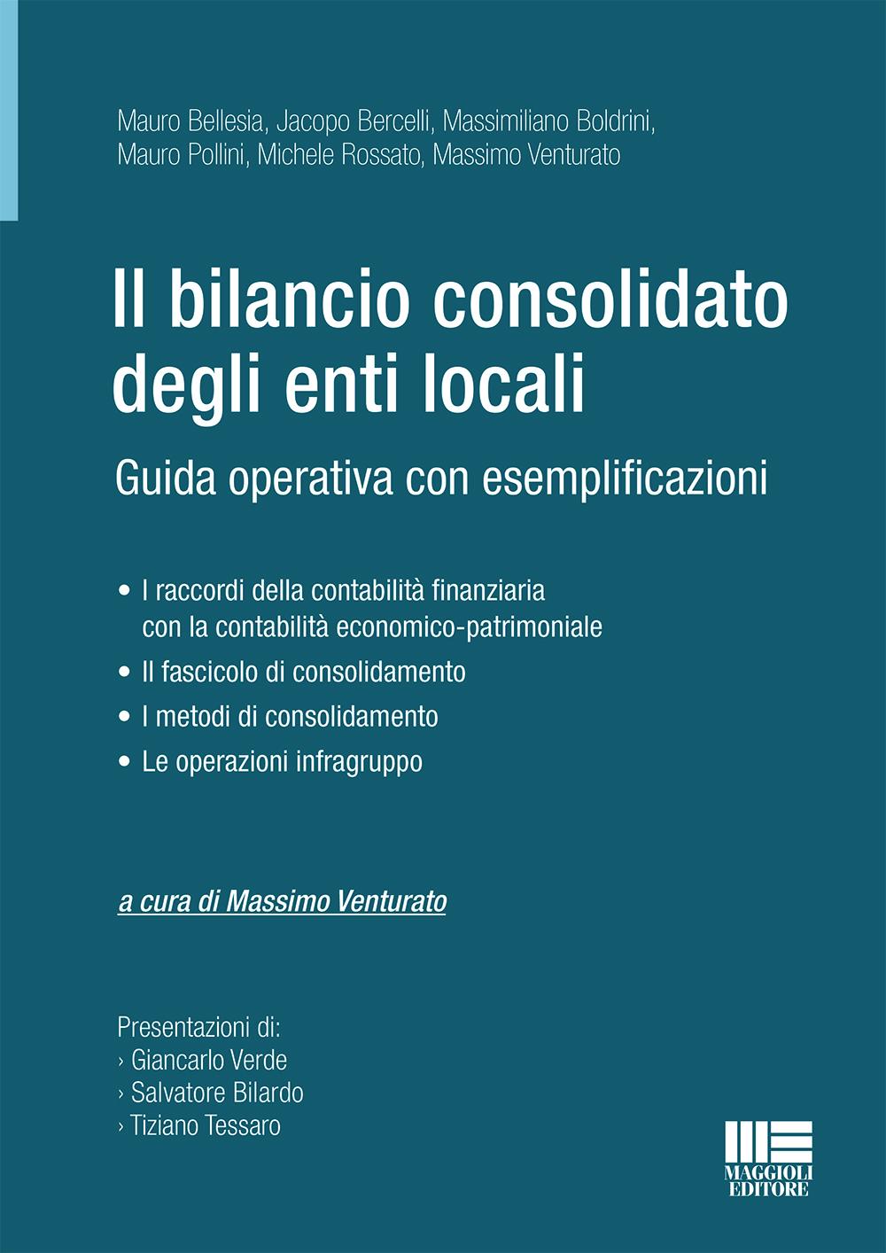 Il bilancio consolidato degli enti locali