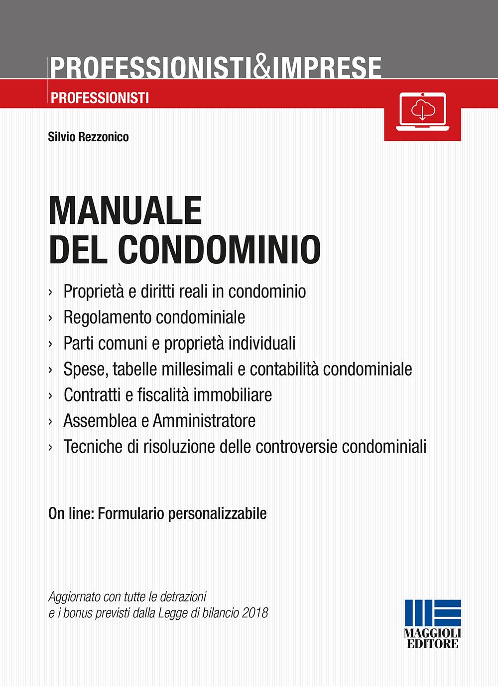 MANUALE DEL CONDOMINIO - Libro carta