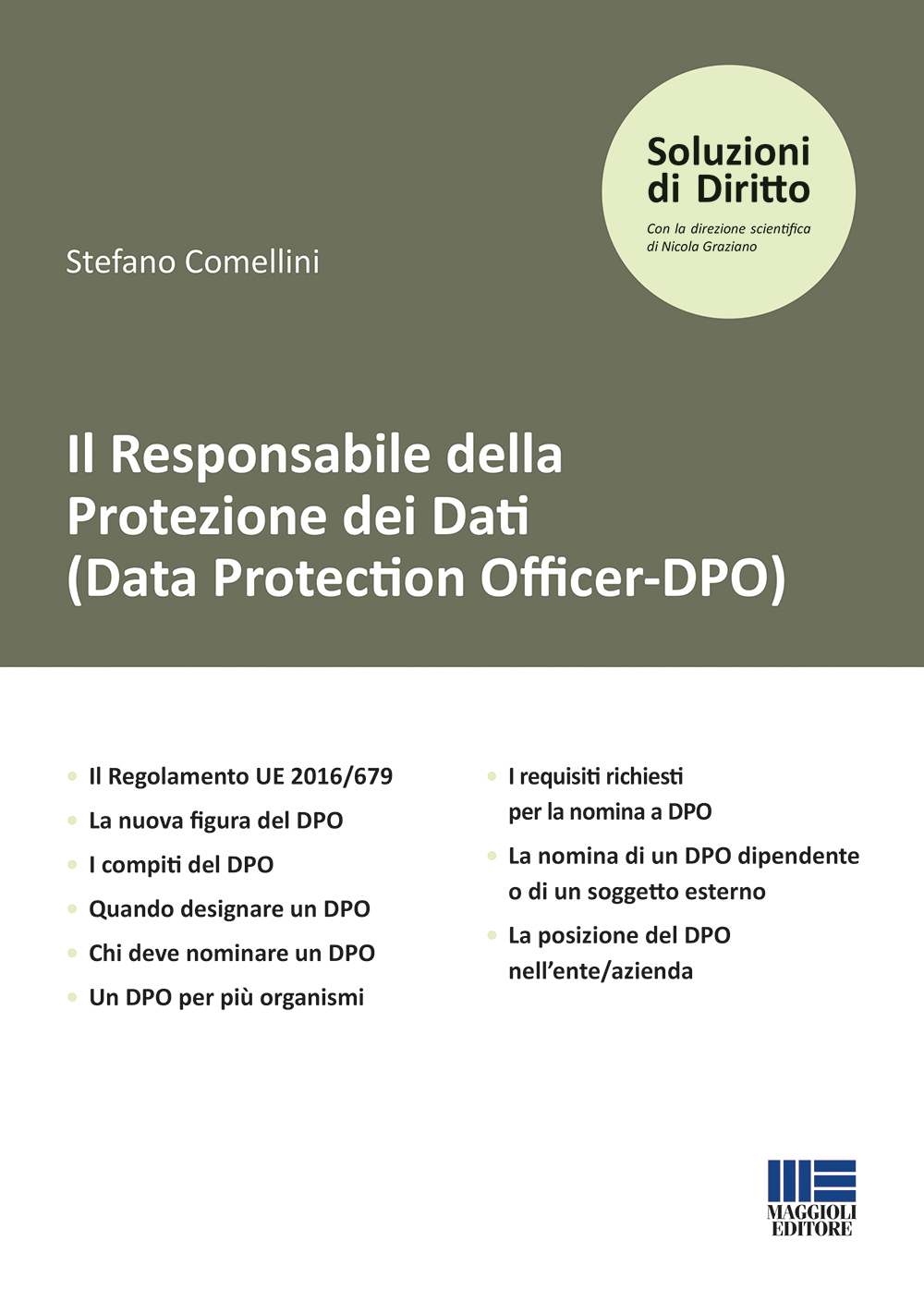 Il Responsabile della Protezione dei Dati (Data Protection Officer-DPO)