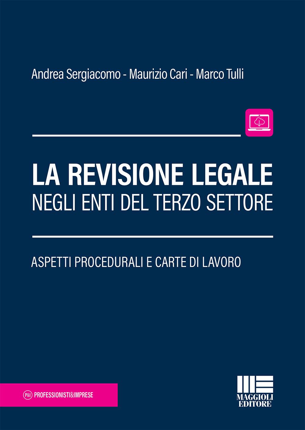 La revisione legale negli enti del terzo settore Libro