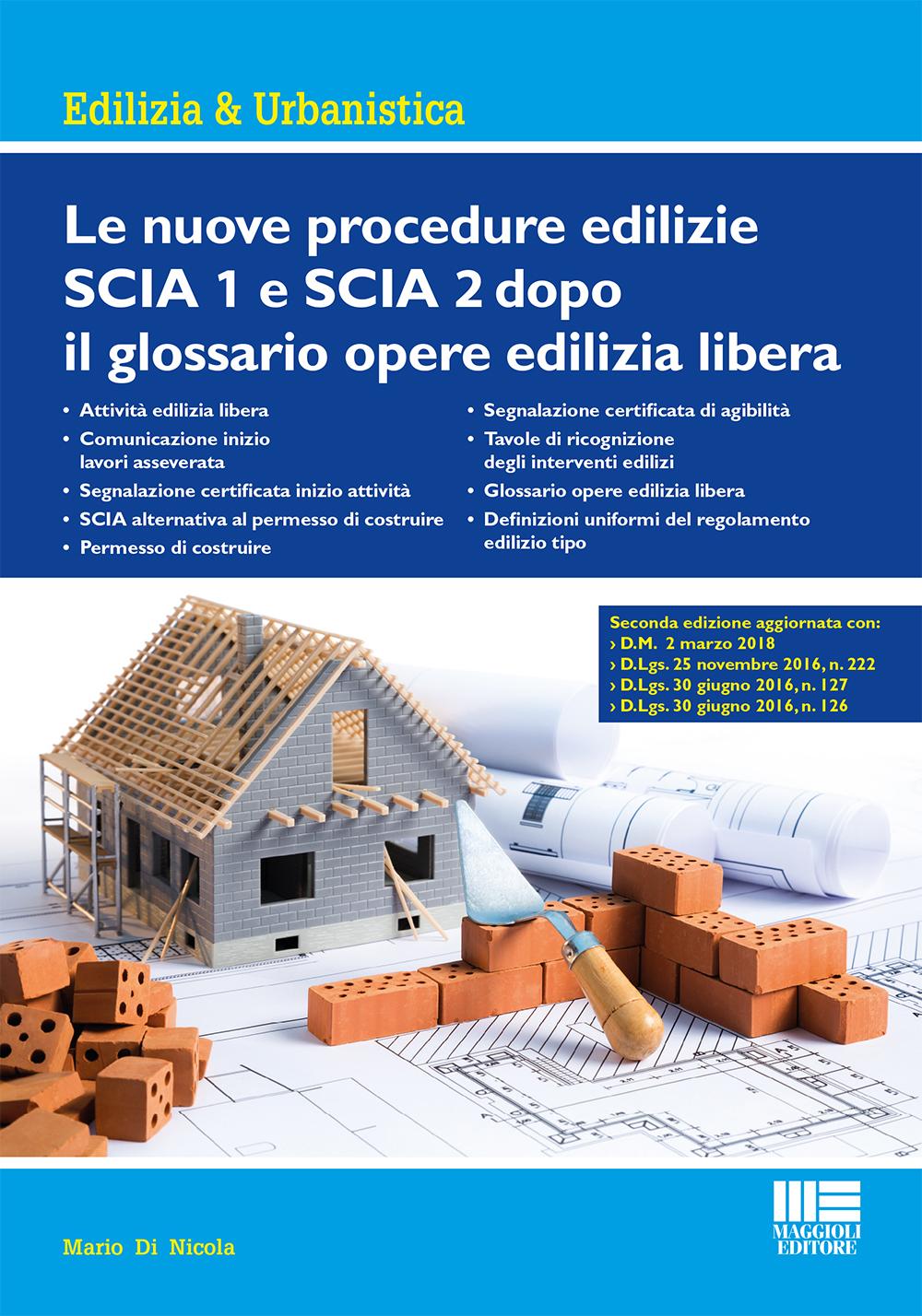 Edilizia Libera: le nuove procedure - Libro di carta
