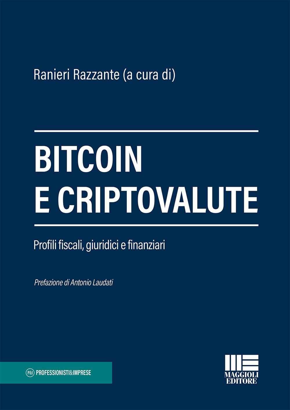 Bitcoin e Criptovalute - Libro Carta