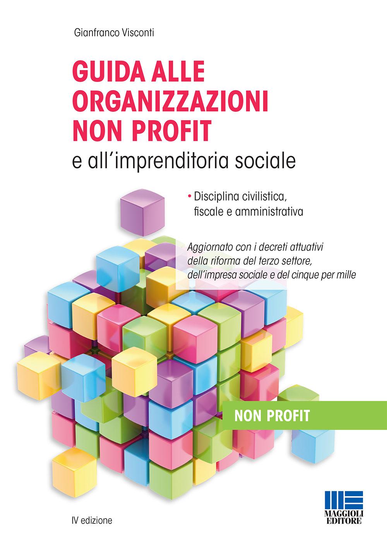 Guida alle organizzazioni non profit - Libro carta