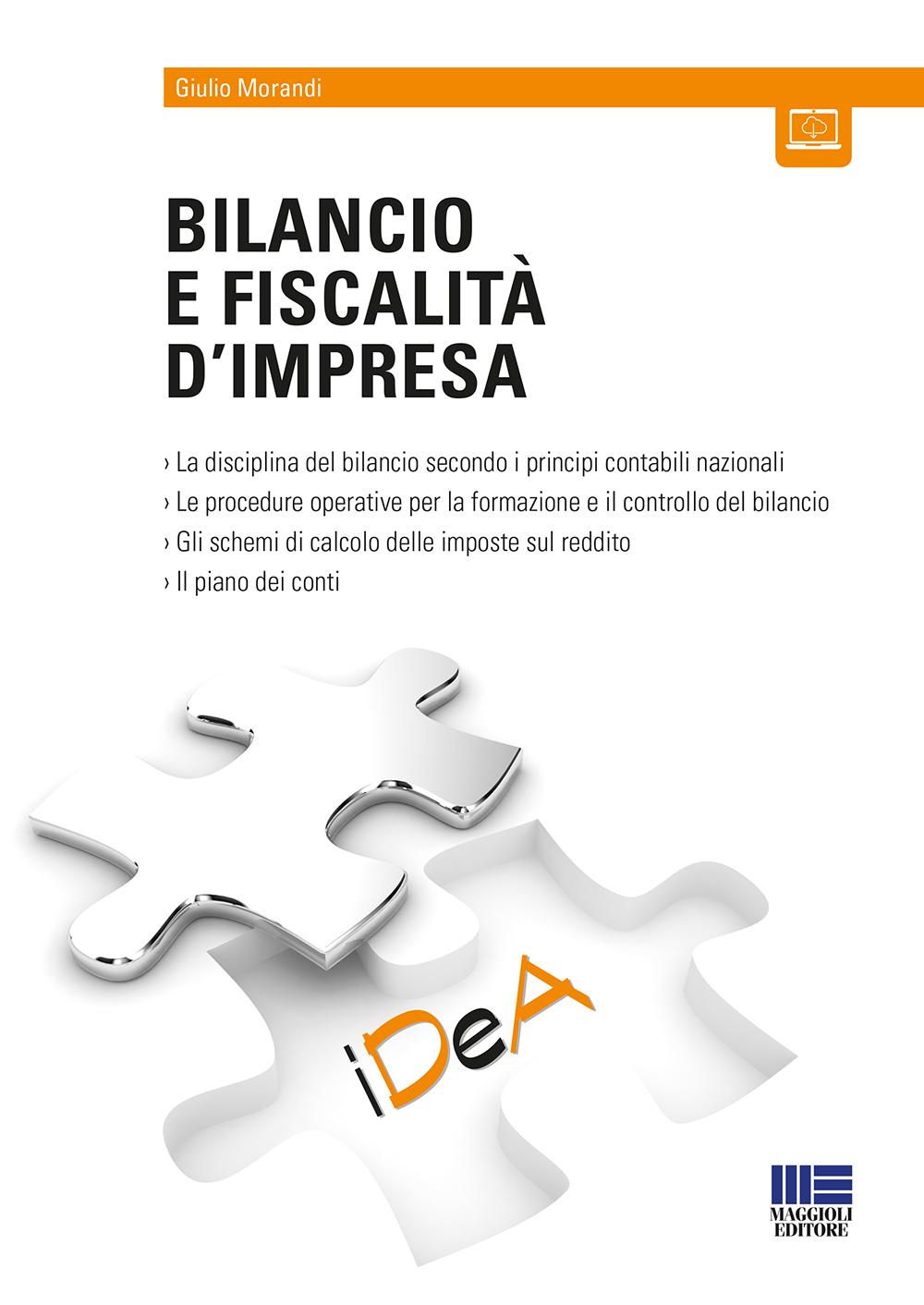 Bilancio e fiscalità d'impresa - Libro carta