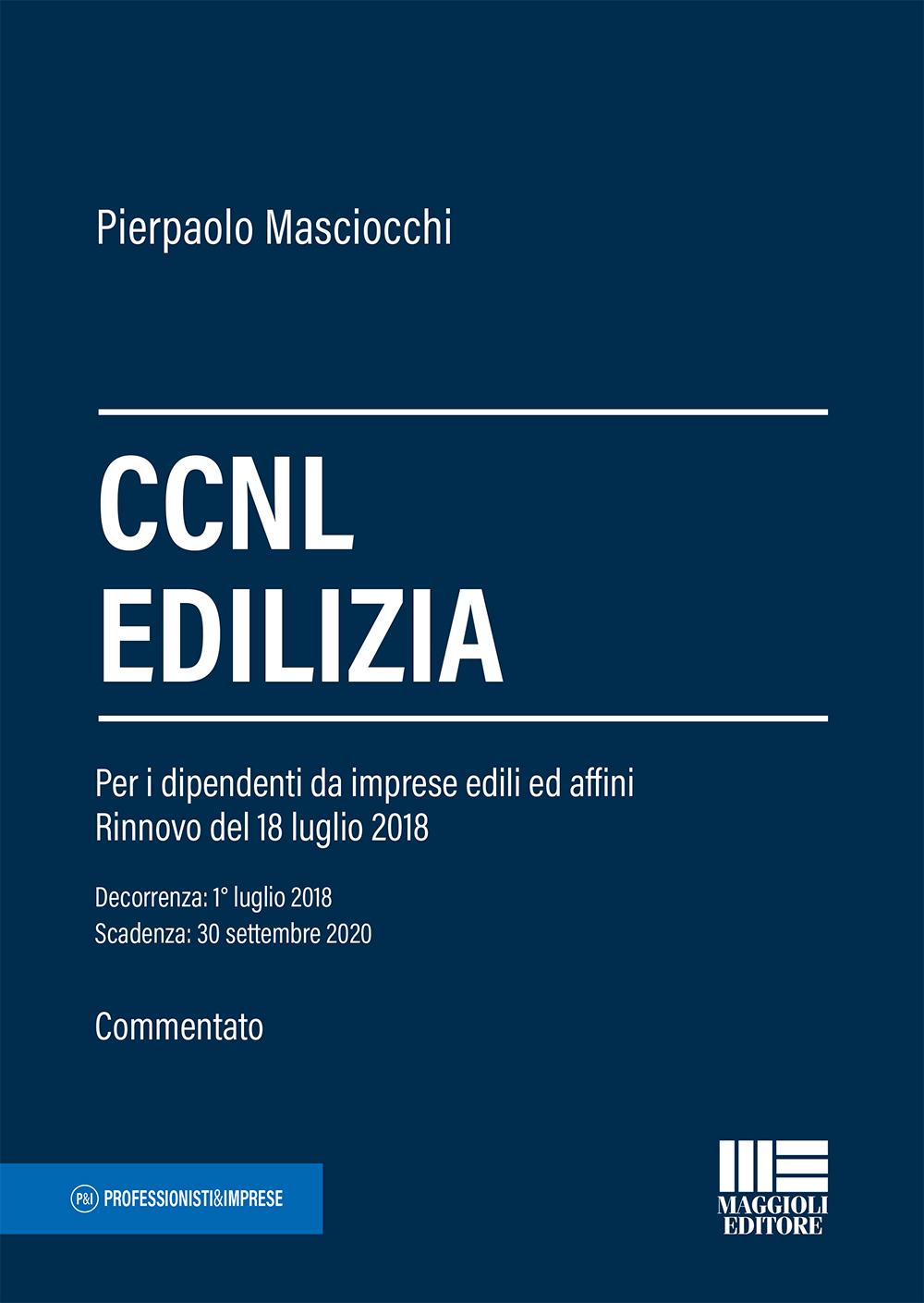 CCNL Edilizia