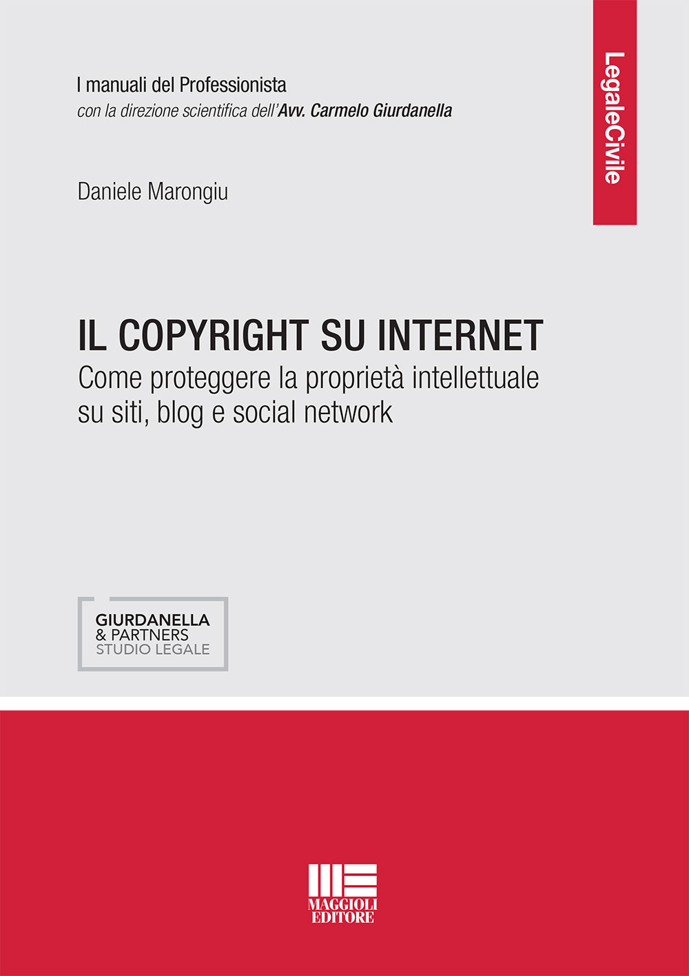 Il copyright su internet - Libro di carta
