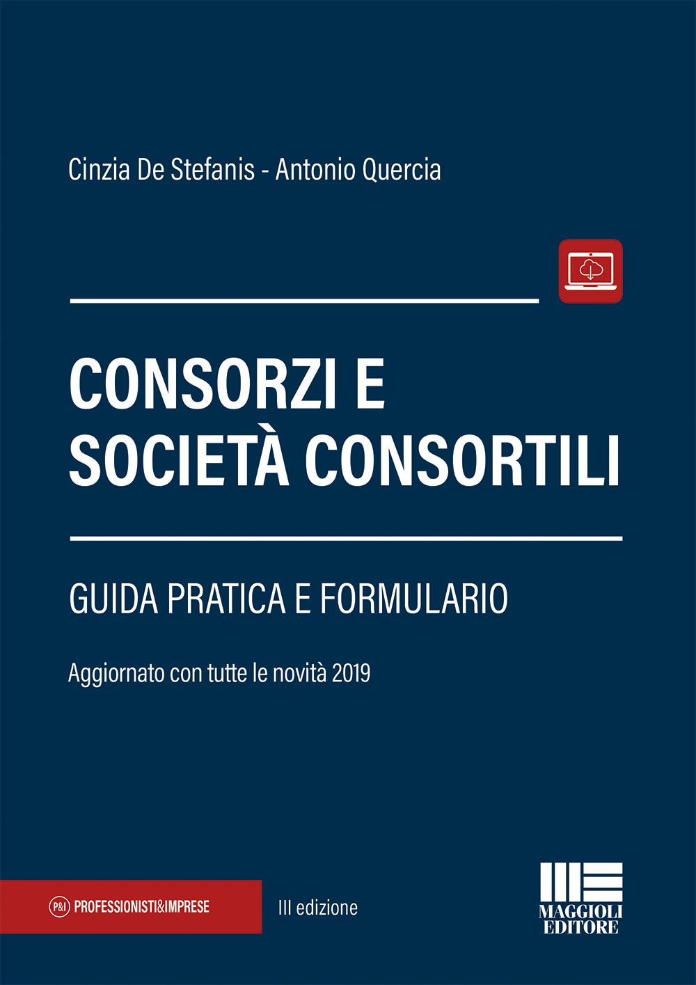 Consorzi e società consortili - Libro di carta