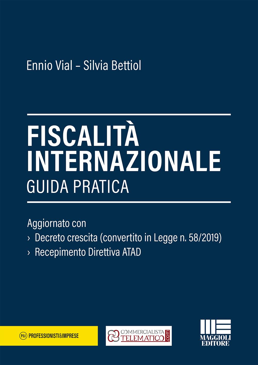 Fiscalità internazionale - Libro di carta
