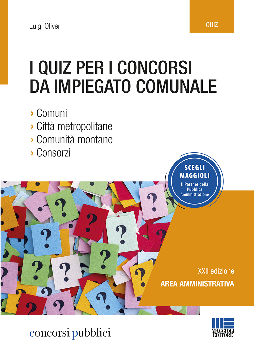 Quiz per Concorsi da impiegato comunale 2020