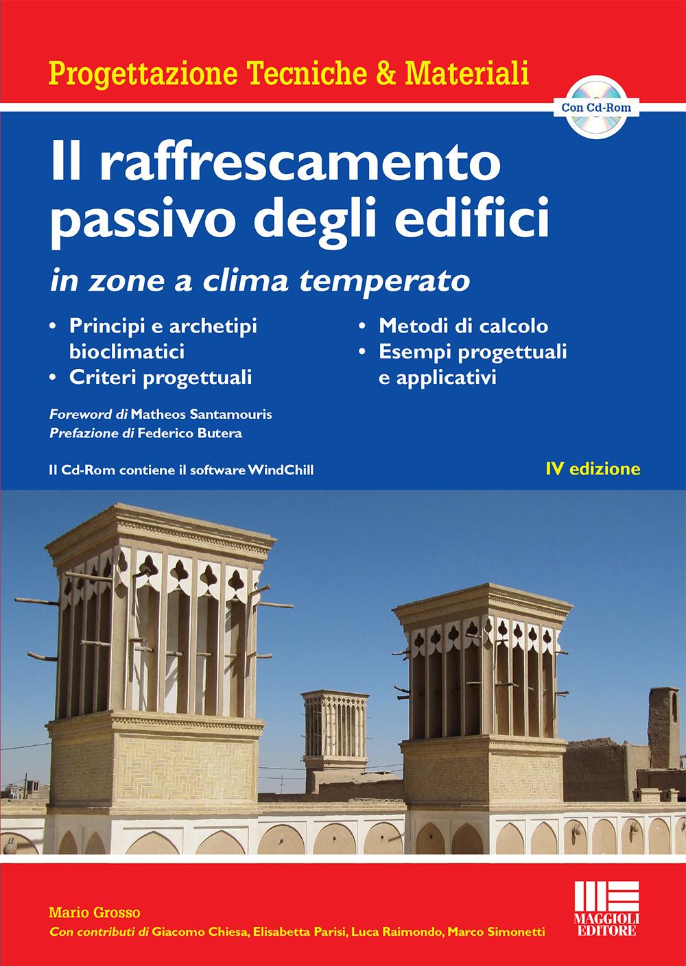 Il raffrescamento passivo degli edifici - (Libro)