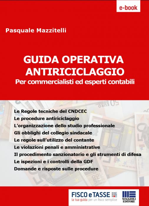 Guida operativa antiriciclaggio (eBook 2019)