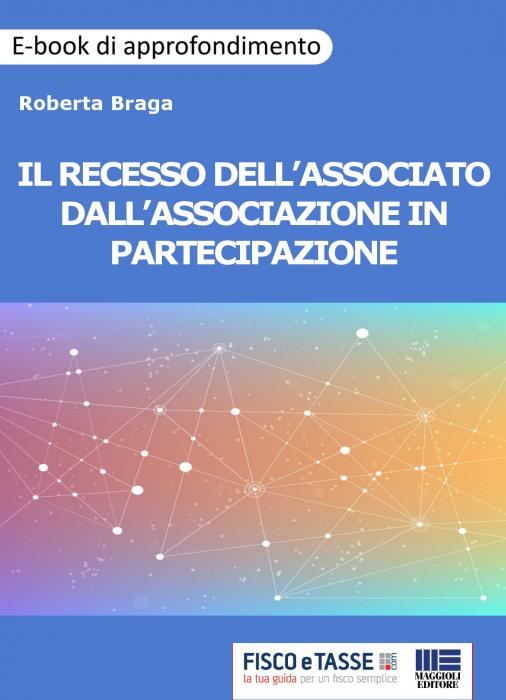 Recesso dell'associato in partecipazione (eBook)