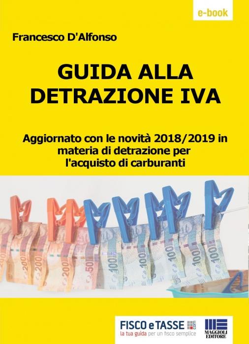 Guida alla detrazione Iva (eBook 2018)